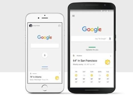 Google ya puede ofrecer algunos resultados de Facebook en las búsquedas móviles   SEO, SEM, Social Media y Herramientas Google   Scoop.it