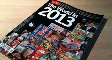 Nació Digital: Estelades a la portada de l'anuari del 2013 de «The Economist» | ELS ULLS DEL MÓN | Scoop.it