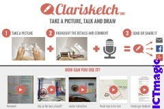 Clarisketch | ICTmagic | Scoop.it