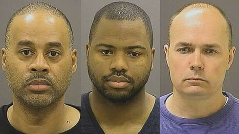 Freddie Gray's Death Ruled a Homicide, Officers Face Charges   Criminal Defense San Diego Tristar   Scoop.it
