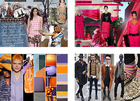 Fall/Winter 2013/14 Fashion & Color Themes Trend Briefing - Trendstop (blog) | AutumnWinter 201314 | Scoop.it