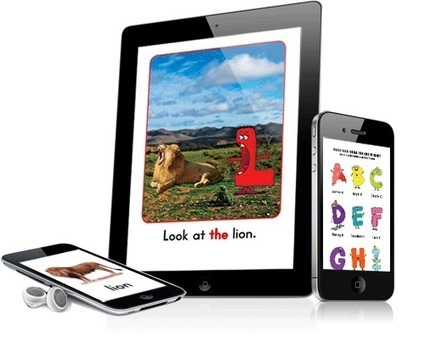 INSPIRED: What's Right for Your Child – Finding the Balance Between Play, Learning & Technology | Publishing Digital Book Apps for Kids | Scoop.it