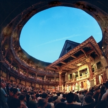 Inside the Globe | William Shakespeare and the Globe Theater | Scoop.it