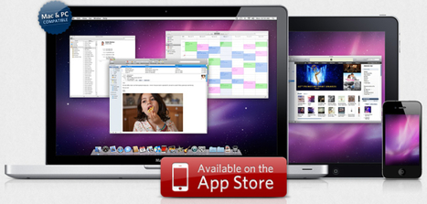 Turn an iPad into a second monitor for a Mac or PC, wirelessly | Technology and Gadgets | Scoop.it