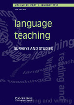 Language Teaching - Identity, language learning, and social change - Cambridge Journals Online | ELT (mostly) Articles Worth Reading | Scoop.it
