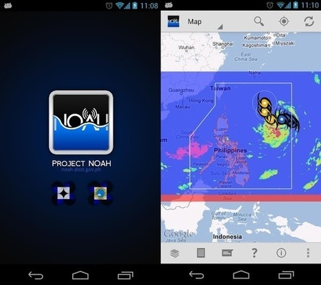 Download Project NOAH mobile app for Android | NoypiGeeks | Philippines' Technology News, Reviews and How to's | wendell | Scoop.it