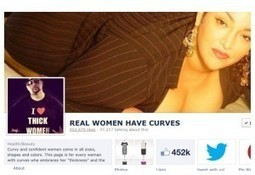 Social Confidence: The Story Behind 'Real Women Have Curves' - Daily Venus Diva Magazine | women beauty | Scoop.it