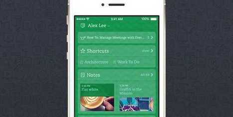 The First 7 Business Apps You Should Download For Your New iOS 7 iPhone   iOS Components   Scoop.it