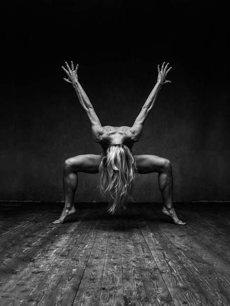 15 portraits explosifs de danseurs. Des images vraiment puissantes !   Santé, bien-être, environnement   Scoop.it