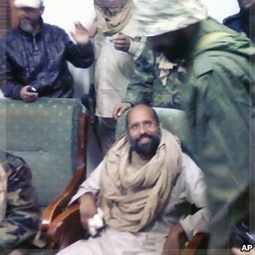 Questions of Fairness Loom over Gadhafi Sons' Trial #Saif #Libya #ICC #FreeSaif #Feb17CRIMES | Saif al Islam | Scoop.it