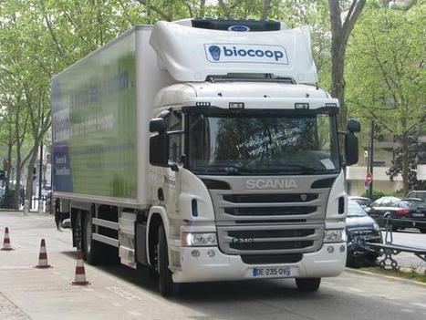 Tweet from @Biocoop | Biogaz | Scoop.it