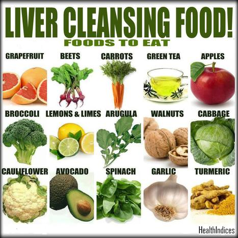 Foods That Cleanse Your Liver | Food and Drink | Scoop.it