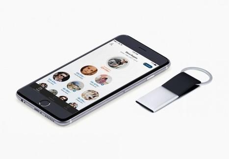 L'objet connecté Soul vous encourage à passer du temps entre amis - Aruco | Hightech, domotique, robotique et objets connectés sur le Net | Scoop.it