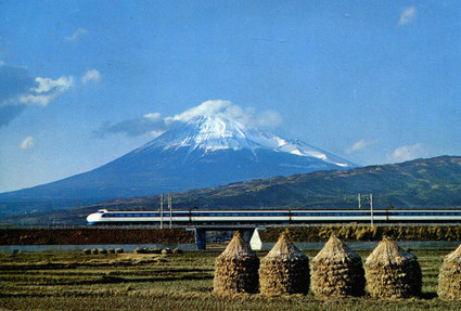 The Success Of Japanese High Speed Rail - Gas 2 | Sustainable Futures | Scoop.it