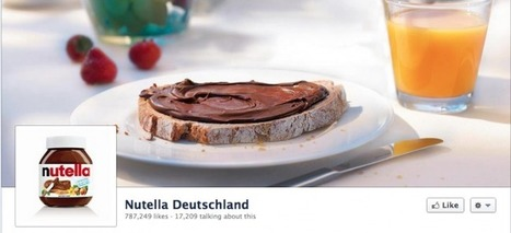 Case Study: Nutella Facebook ad campaign outperforms TV - Simply Zesty | Case Studies for Marketing | Scoop.it