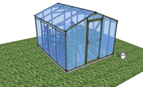 DIY greenhouse | Off-the-grid living | Scoop.it