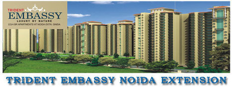 Trident Embassy Noida Extension Price List reviews | Own Space COrp | Scoop.it