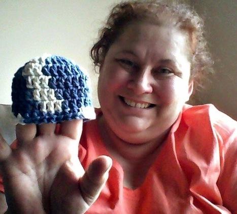 Tracy's Crochet Bliss: Preemie Hats! | CrochetHappy | Scoop.it