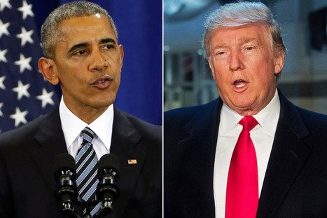Obama preaches empathy; Trump projects it | Empathy and Compassion | Scoop.it