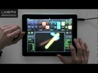 LiveFX For iPad Launches – Playable iOS Effects Processor   DJing   Scoop.it