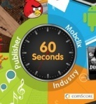 A Glimpse into The Mobile World In 60 Seconds [Infographic] | digital marketing strategy | Scoop.it