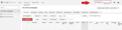 What Is an Adwords Customer ID ? | Internet Marketing For Small Businesses | Scoop.it