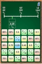 Mathtappers – bli snabbare och säkrare påprocent | iPad i undervisningen | Scoop.it