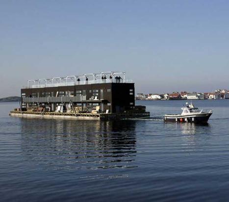 漫漫水上遊:兼具奢華和冒險的十大水上旅館 | 建築 | Scoop.it