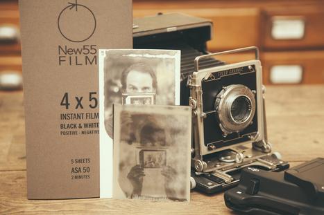 Impossible Project Founder and New55 are Saving Peel-Apart Film | L'actualité de l'argentique | Scoop.it