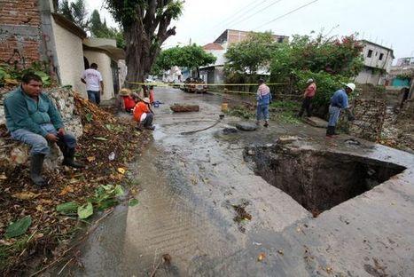 Boris deja miles de evacuados en México - Univisión | Perros | Scoop.it