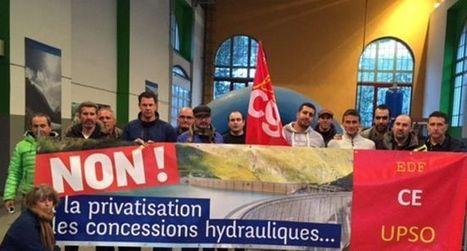 Tensions à EDF pour les concessions hydrauliques | Vallée d'Aure - Pyrénées | Scoop.it