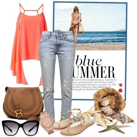 Summer colors ☀ | Fashionista 4ever | Scoop.it
