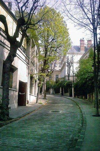 Les rues de Paris | avenue Frochot | 9ème arrondissement | Paris pepites | Scoop.it