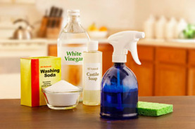 Non-toxic Home Cleaning & Care: Natural, Green, Eco-Friendly Solutions | Eartheasy.com | skillful means for conscious living | Scoop.it