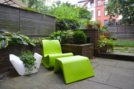 Otto: An Outdoor Ottoman or Planter | Art, Design & Technology | Scoop.it