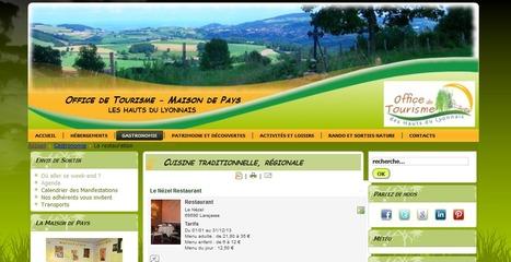 Widget Sitra : l'office de tourisme des Hauts du Lyonnais adepte des widgets | Astuces numériques des pros du tourisme du Rhône | Scoop.it
