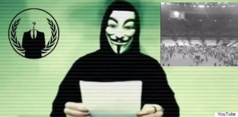UK Security Minister 'Grateful' To Anonymous For Hacking Isis - Huffington Post | Exposing Corruption, Injustices, & The Good, the Bad & the Ugly | Scoop.it