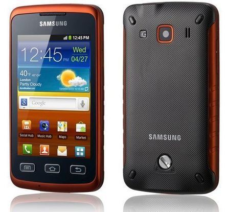 Samsung S7710 Galaxy Xcover 2: features, specs and price   Latest   Scoop.it