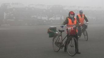 'Airpocalypse': Severe pollution cripples northeastern China   Africa   Scoop.it