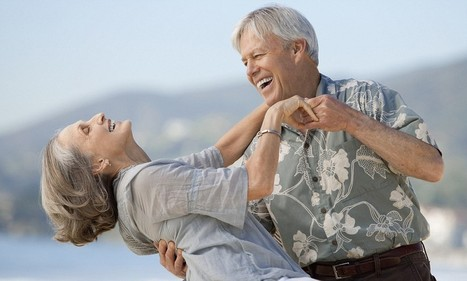 How being happy could make you FIT: Cheerful people walk faster   Kickin' Kickers   Scoop.it