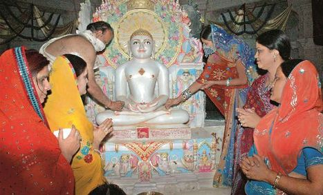 We need a couple of minutes from you to answer a few questions.   Jainism   Scoop.it
