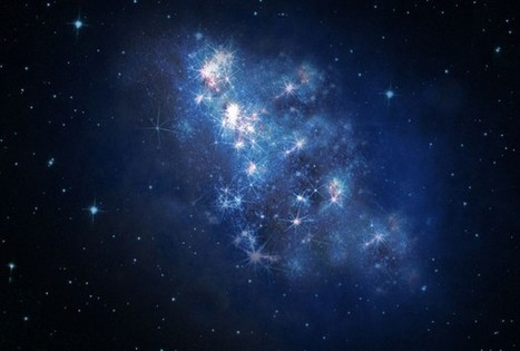 Most Distant Galaxy Discovered In The Universe - Space News - redOrbit | Outer Space - SSMS | Scoop.it