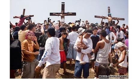 Hombres que se crucifican: una Semana Santa en Filipinas – CNN ... | Semana Santa | Scoop.it