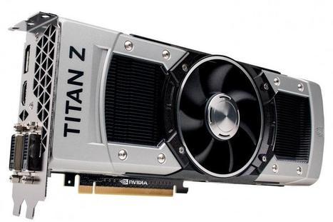 World's fastest GPU: NVIDIA Geforce GTX Titan Z - IngVilla | World's fastest GPU | Scoop.it