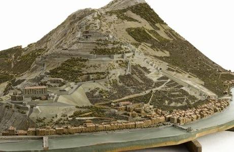 Deux chefs-d'œuvre de la collection des plans-reliefs de Louis XVI à Napoléon III, Grenoble et Fort Barraux | Actualité Culturelle | Scoop.it