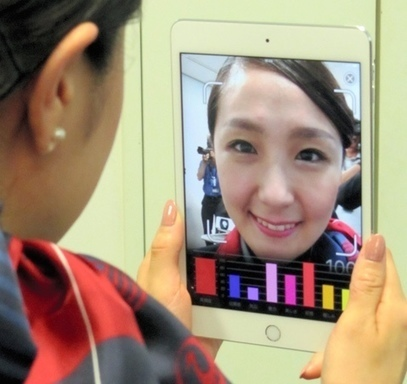 Shiseido develops app that determines smile quality   Luxe 2.0 - Marketing digital - E-commerce   Scoop.it