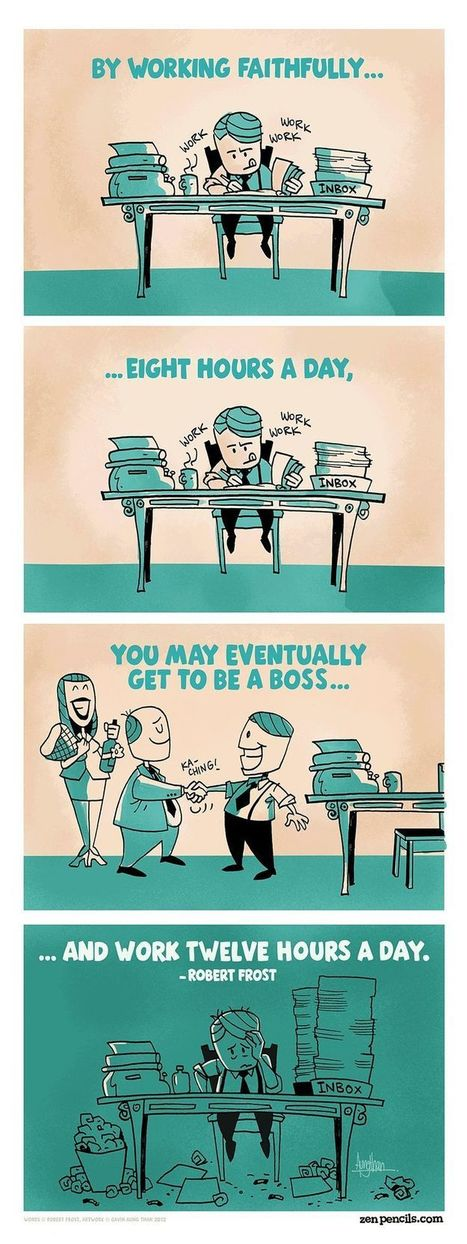 Inspirational Comics | Life @ Work | Scoop.it