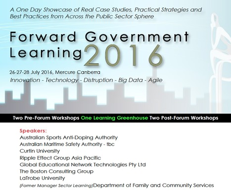 Forward Government Learning 2016 - ARK GROUP AUSTRALIA | A Random Collection of sites | Scoop.it