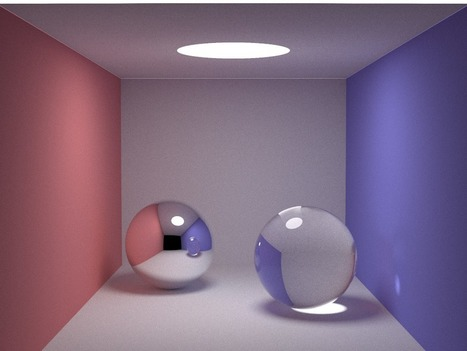 Codeplay - SYCL-ing the 'smallpt' Raytracer | opencl, opengl, webcl, webgl | Scoop.it