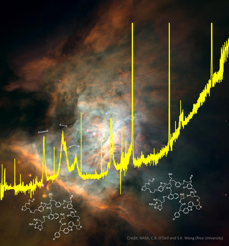 Astronomers discover complex organic matter in the universe | KurzweilAI | Astronomy Domain | Scoop.it